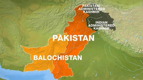 Baloch fighters kill two in attack on Pakistani security convoy
