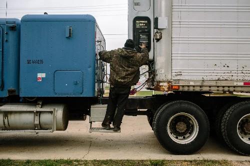 Hard trucking