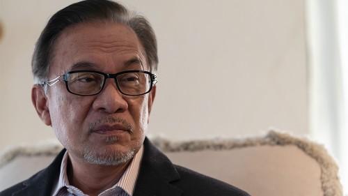 Malaysia's Anwar Ibrahim: 'We need to focus on economy'