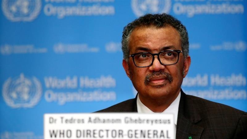 WHO suspends coronavirus hydroxychloroquine trial
