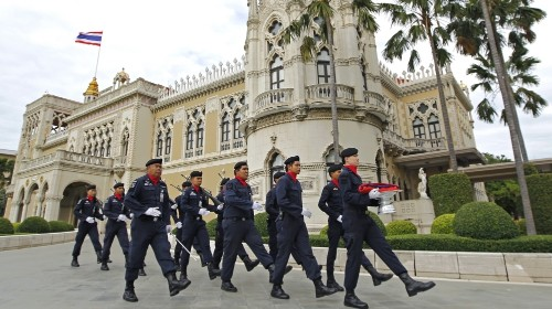Thai pro-democracy activist faces prison over Facebook post
