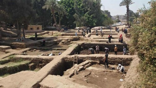 Egypt: Artifacts discovered in Cairo could be 4,000 years old