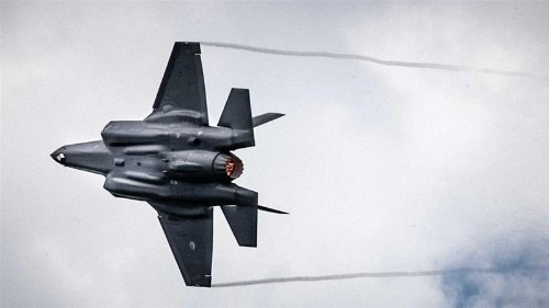 Turkey can't have both American F-35s and Russia's S-400s: US