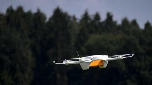 Switzerland trials postal deliveries by drone