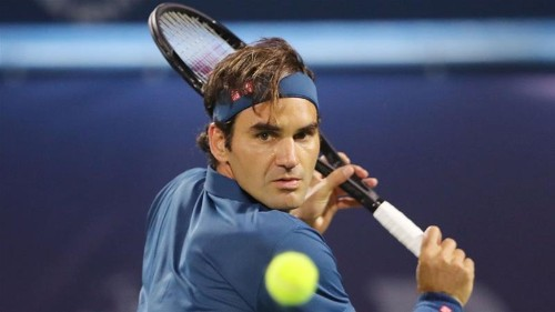 Roger Federer on the verge of 100th ATP title