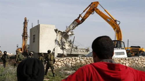 Israeli court 'enables, validates' Palestinian home demolitions