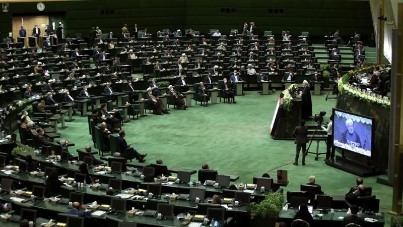 Rouhani urges cooperation as newly elected Parliament convenes