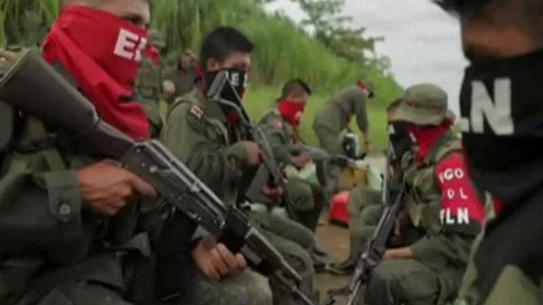 US 'helped kill Colombia rebel leaders'