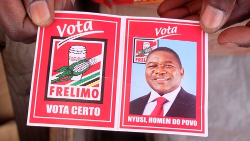 Tensions high as Mozambique gears up for high-stakes elections