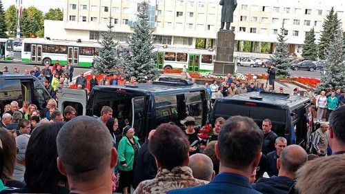 Russian nuclear engineers buried after 'Skyfall nuclear' blast
