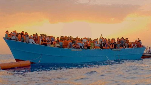 Lifeboat: On the Waters of the Refugee Crisis