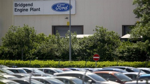 Ford to cut 1,700 jobs with Welsh plant closure
