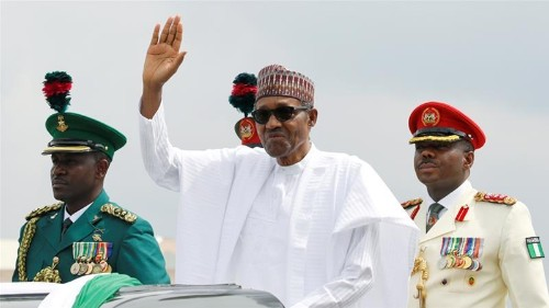 Nigerian tribunal rejects bid to overturn Buhari's election