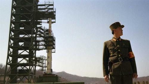 N Korea 'upgrading launch tower for long-range rocket'