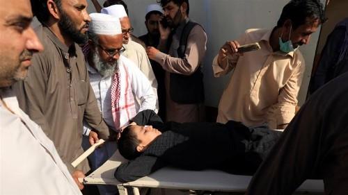 Gunmen kill polio vaccinator in southwestern Pakistan
