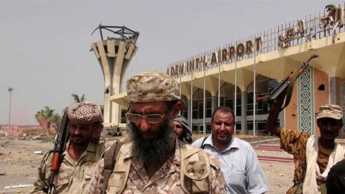 Yemeni anti-rebel forces recapture Aden airport