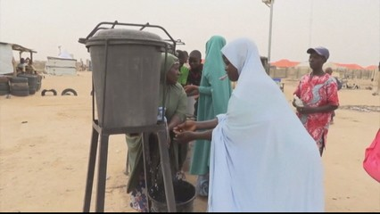 Nigeria: Aid workers warn 2 million displaced at risk of COVID-19