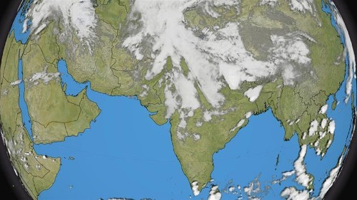At least 32 people killed as severe weather slams India