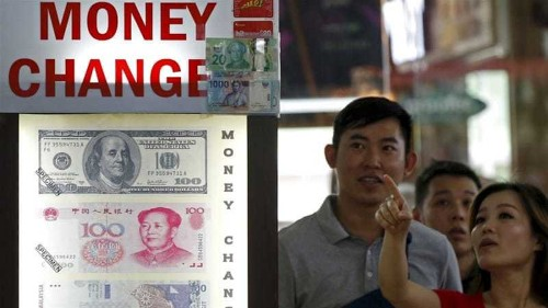 China has just become a global financial giant