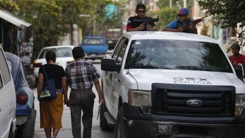 Mexico: 19 bodies found hanging from bridges, abandoned on roads