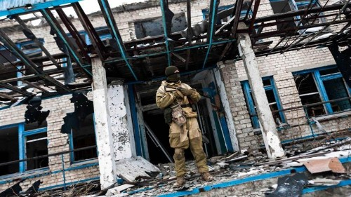 Ukraine: The forgotten war