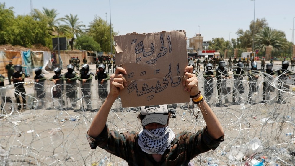 Why are activists in Iraq being targeted?