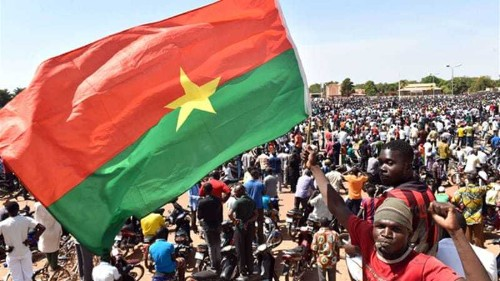 Burkina Faso opposition rejects army takeover