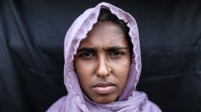 Rohingiya Genocide - cover