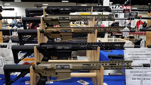 Trump administration paves the way to boost US firearms exports