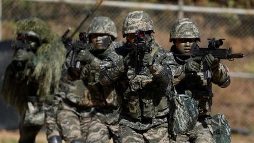 US, South Korea hold small-scale drills ahead of N Korea talks