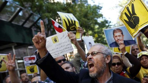 Egypt says transition to end by next spring
