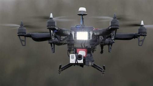 Unidentified drones seen flying over Paris landmarks