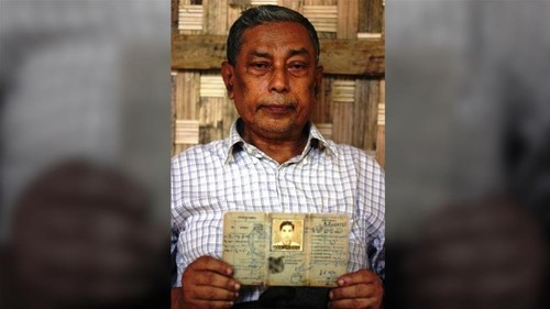 'Myanmar wants to drive out all Muslims': Q&A with Kyaw Hla Aung