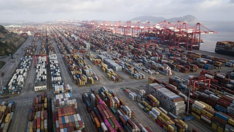 China's trade data better than expected, but worst is not over