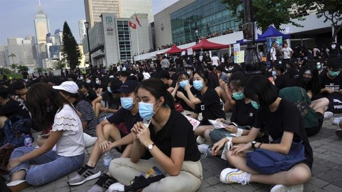 Hong Kong braces for fresh protests as activists target airport