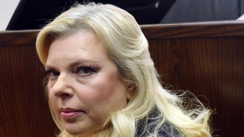 Netanyahu's wife admits criminal wrongdoing in catering case