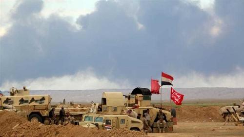 Iraqi forces retake key town of Al-Baghdadi from ISIL