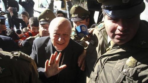 Pope accepts abuse resignation of Chile cardinal Ezzati