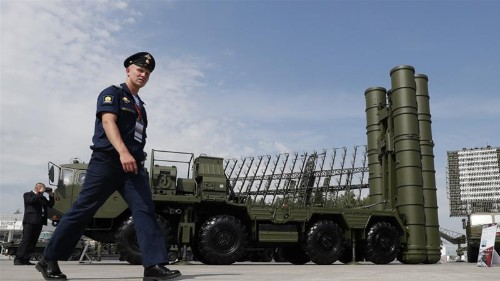 Erdogan says Turkey aims to produce S-400s jointly with Russia