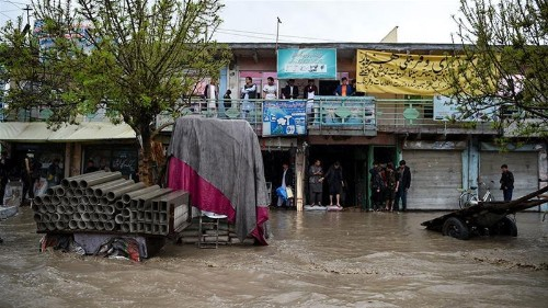 At least five killed as deadly flooding hits Afghanistan