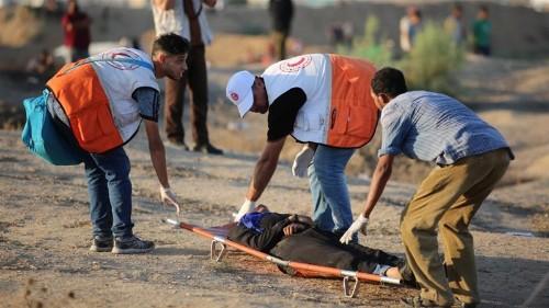 Israeli gunfire kills three Palestinians in besieged Gaza Strip