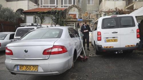 Arab Israeli cars vandalised in apparent hate crime: police
