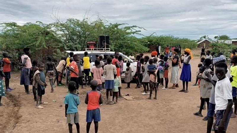 In vast Kenya camp, refugee journalists on coronavirus front line