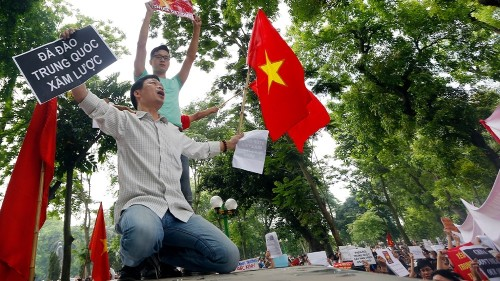 Vietnam fights China's 'nine-dash line' amid old enmities