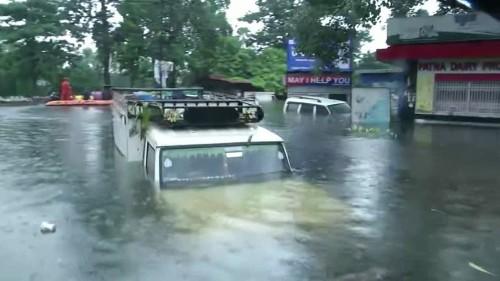 India floods: Death toll in Uttar Pradesh, Bihar passes 100
