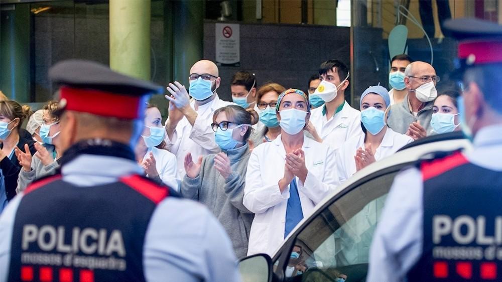 Spain reports 743 new coronavirus deaths: Live updates