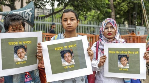 Nusrat Jahan Rafi case: Bangladesh court due to deliver verdict
