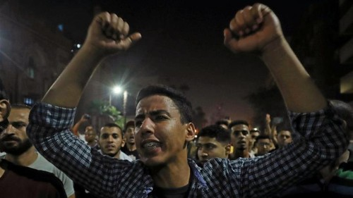 'Leave, Sisi!': All you need to know about the protests in Egypt