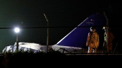 Manila Medevac plane explosion kills eight on takeoff