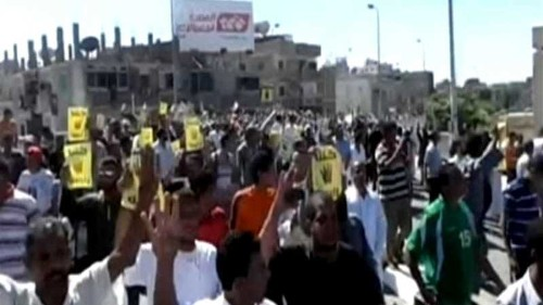 Egypt sees fresh anti-coup alliance protests